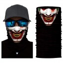 Clown Face Mask Tube - FM-CLOWN2