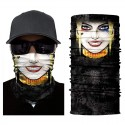 Lady 2 Face Mask/Tube - FM-LADY2