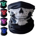 Skull Face Mask Tube - FM-SKULL1