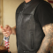 1.4mm Platinum Naked Cowhide - 14 Pocket Rampage Vest by First Manufacturing Company