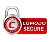 Website Secured By Comodo SSL Certificate