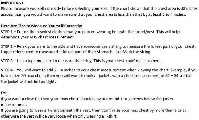Tips For Measuring Correctly
